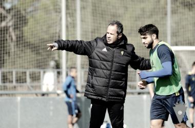 Análisis del entrenador rival: Álvaro Cervera