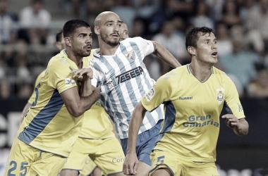 Previa UD Las Palmas - Málaga CF: Una hora menos, un paso más