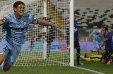 El Iquique de Santiago Romero campeón de la Copa Chile 2014