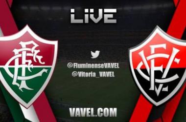 Fluminense x Vitória, Brasileirão 2014  e