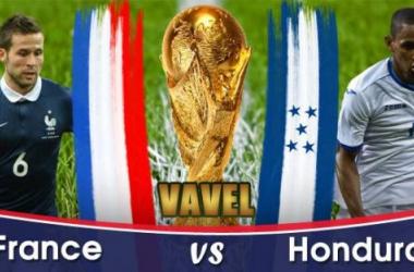 Live Coupe du Monde 2014 : France - Honduras en direct