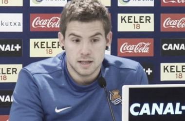 """Iñigo Martínez: """"Cuando tenga que llegar mi momento de irme a un grande, llegará"""""""