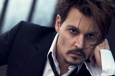 Johnny Depp. Foto: Nathaniel Goldberg