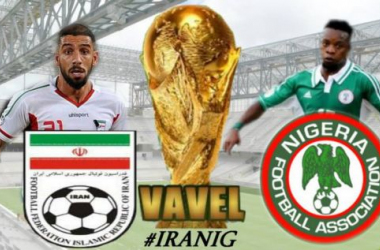 Live Coupe du Monde 2014 : Iran - Nigeria en direct