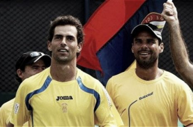 El mejor tenis colombiano se prepara para Roland Garros