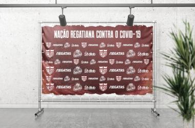 Jogadores e comissão técnica do CRB são submetidos a primeiros testes de coronavírus