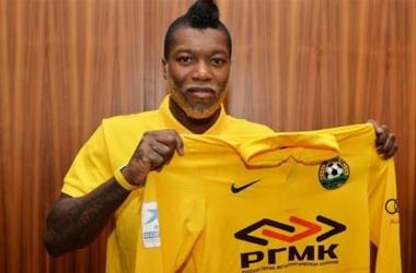Djibril Cissé irá jogar na Rússia