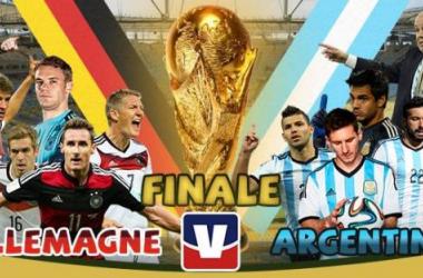 Live Coupe du monde 2014 : le match Allemagne - Argentine en direct