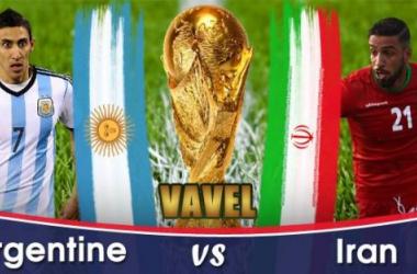 Live Coupe du monde 2014 : le match Argentine - Iran en direct