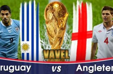 Live Coupe du Monde 2014 : Uruguay - Angleterre en direct