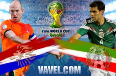 Pays-Bas - Mexique : avantage Oranje