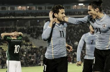 Uruguay venció a Irlanda del Norte y se prepara con buen pie para el Mundial