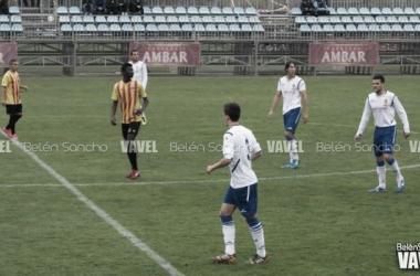 Real Zaragoza B 2014/2015 (Foto: Belén Sancho | VAVEL).