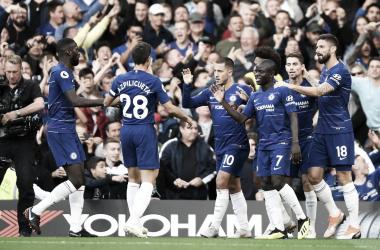 Chelsea buscará seguir en los puestos de arriba en la tabla / Foto: Chelsea FC