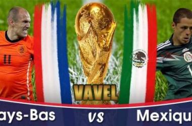 Live Coupe du Monde 2014 : Pays-Bas - Mexique en direct