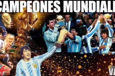 Campeones del Mundo: Argentina