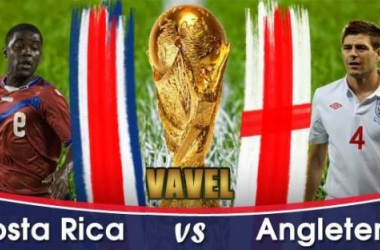 Live Costa Rica - Angleterre, la Coupe du Monde 2014 en direct
