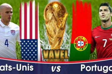 Live Coupe du Monde 2014 : Etats-Unis - Portugal en direct
