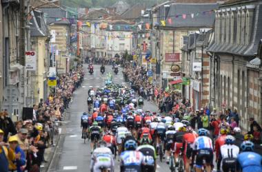 11ª etapa del Tour de Francia 2014: Besançon-Oyonnax, con las pilas recargadas