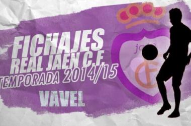 Fichajes del Real Jaén temporada 2014/2015 en directo