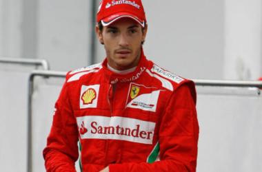 Jules Bianchi é claramente o futuro da Scuderia ( foto:skysportsf1)