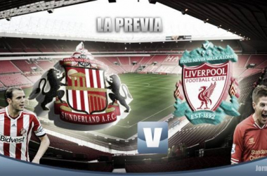 Sunderland - Liverpool: por salir del abismo