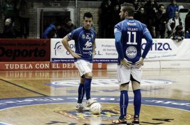 Solano y Carlos Anós abandonan el Peñíscola FS