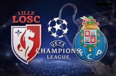Porto x Lille, Liga dos Campeões