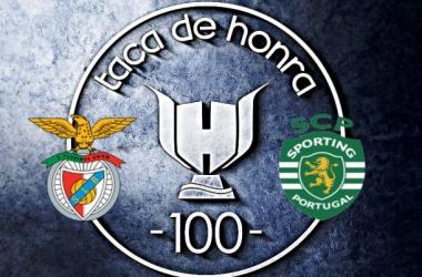 Resultado Benfica x Sporting na Taça de Honra 2014