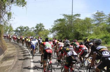 Resultados tercera etapa Vuelta a Colombia 2014