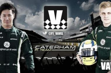 """Caterham: """"Carrera de obstáculos en Leafield""""   FOTO: VAVEL (Autoría: Ricardo Palmeiro)"""