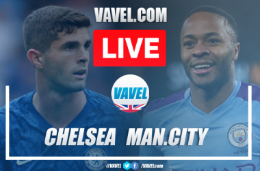 Chelsea vs Manchester City Live Stream and Score Updates (2-1)