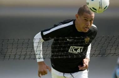 Darío Verón (Foto: Club Universidad)