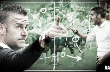 Los engranajes de Lluís Carreras: Real Zaragoza - Huesca
