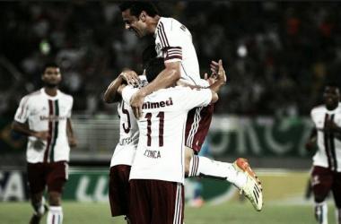 Em noite de Cícero e grande jogo de Fred, Fluminense vence o América-RN
