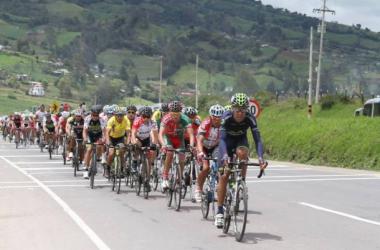 Resultados quinta etapa Vuelta a Colombia 2014