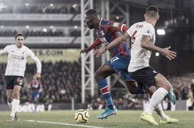 Após tropeço no clássico, Liverpool enfrenta empolgado Crystal Palace