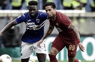 Sem jogar desde março, Roma enfrenta Sampdoria no Estádio Olímpico