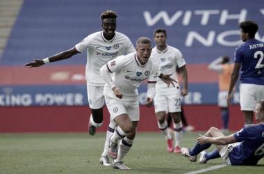 Em jogo equilibrado, Chelsea elimina Leicester e avança na Copa da Inglaterra