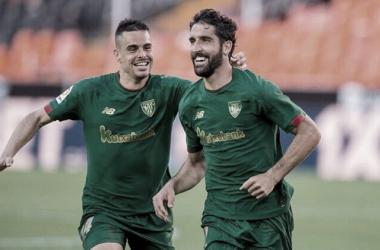 Com dois de Raúl García, Athletic Bilbao vence fora de casa e aumenta crise do Valencia