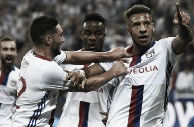 Lyon joga melhor e vence Dinamo Zagreb na primeira partida da Champions League