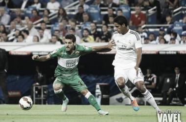 """Varane: """"Estoy con el equipo al cien por cien"""""""