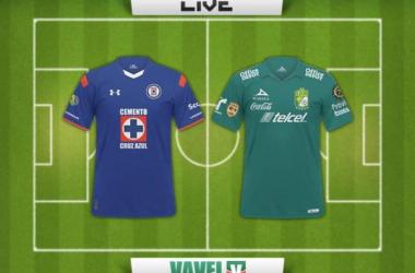 Resultado Cruz Azul - León en Liga MX 2014 (1-0)