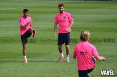 Neymar y Rakitic, con el alta, entran en la convocatoria