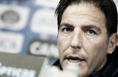 Berizzo anuncia que rotará en Vallecas