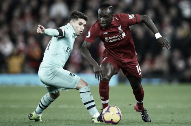 Liverpool y Arsenal se miden tras el 5-1 en la temporada pasada | Foto: Premier League