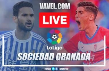 As it happened: Real Sociedad 2-3 Granada