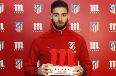 "Carrasco: ""Vamos a pelear hasta el final en La Liga"""