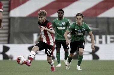 Southampton busca empate com Brighton e aumenta invencibilidade na Premier League