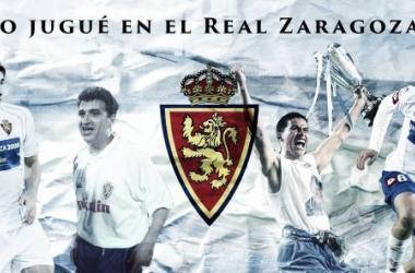 Yo jugué en el Real Zaragoza: Aguado. Montaje: Javier Gimeno. VAVEL.